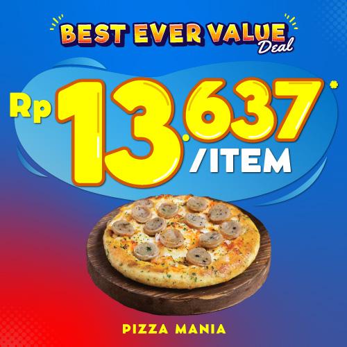 1 Pizza Mania 13K