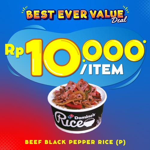 1 Personal Black Pepper 10 Ribu