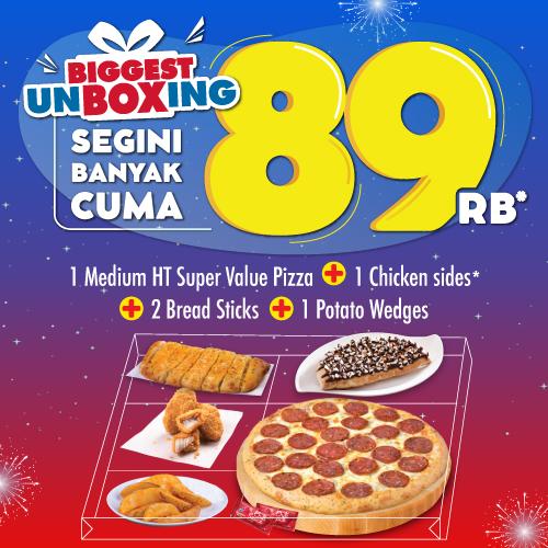 Biggest Unboxing 89 Ribu