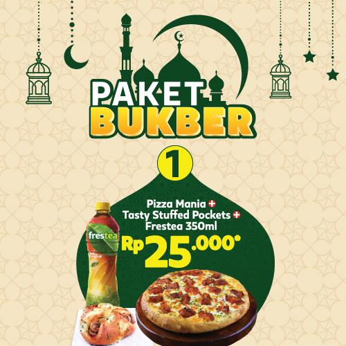 Paket Bukber 25K