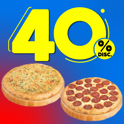 2 Pizza ONLY 79K