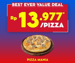 1 Pizza Mania 13 Ribuan